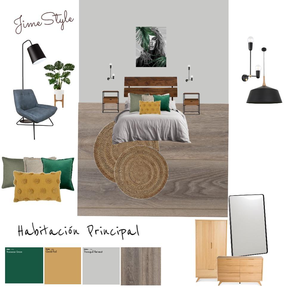 ji habitacion Interior Design Mood Board by jime on Style Sourcebook