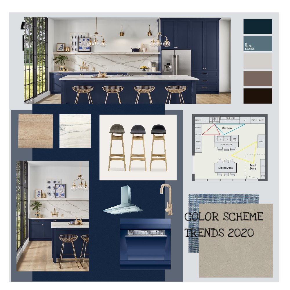 KITCHEN TRENDS Interior Design Mood Board by taim23 on Style Sourcebook