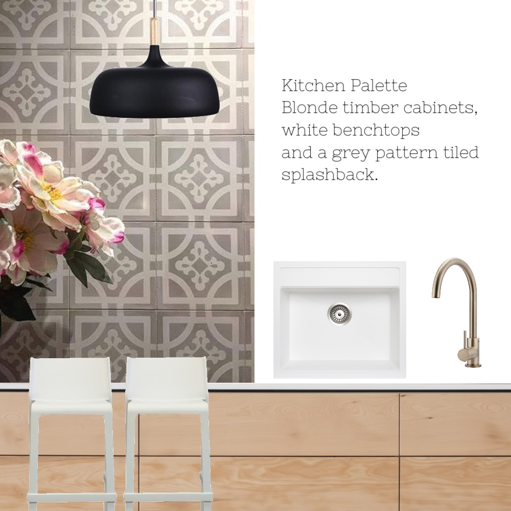 Light Kitchen Interior Design Mood Board by Covet Place on Style Sourcebook