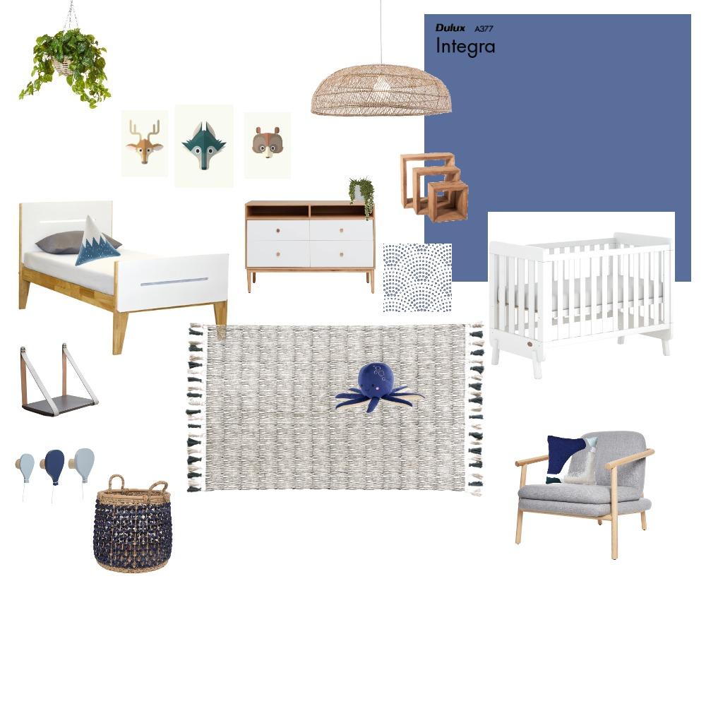 חדר ילדים לסנר Interior Design Mood Board by litaldesign on Style Sourcebook