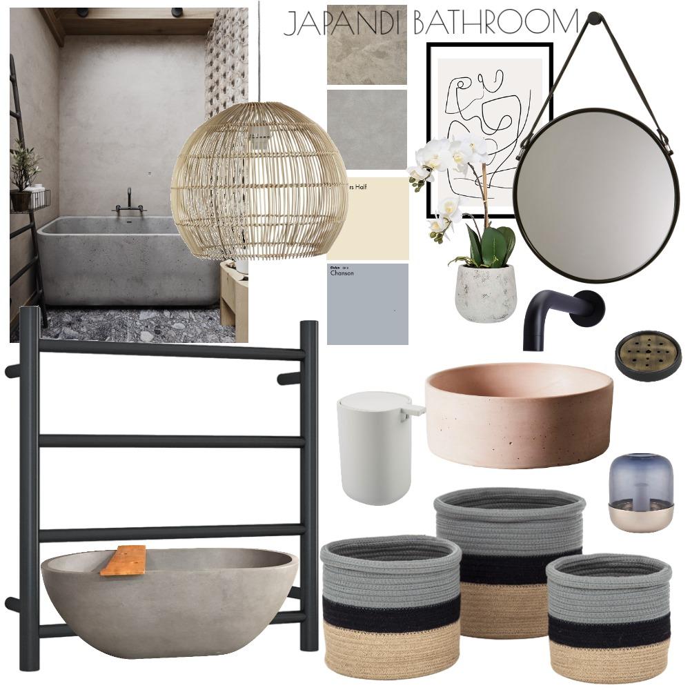 Japandi Moodboard Interior Design Mood Board by Beatrix Interiors on Style Sourcebook