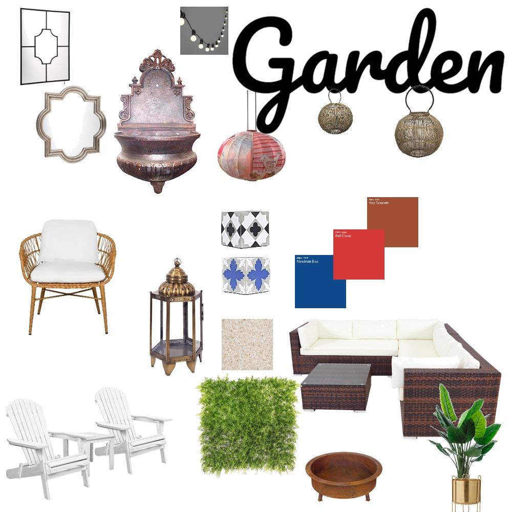 La Jardin Interior Design Mood Board by Clodagh on Style Sourcebook