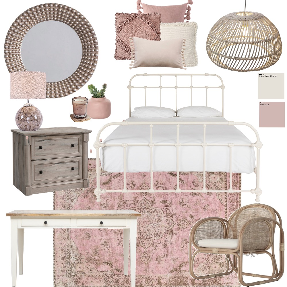 MILLIES ROOM Interior Design Mood Board by Breana on Style Sourcebook