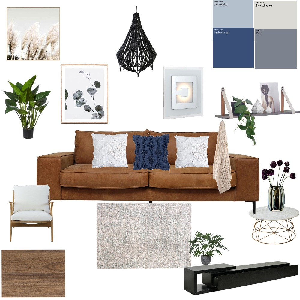 Modern Contemporary Interior Design Mood Board by Lara Chen on Style Sourcebook