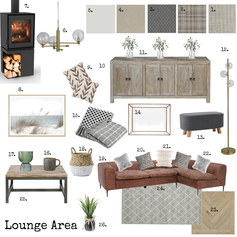 Lounge Area - Final2 Interior Design Mood Board by Jacko1979 on Style Sourcebook