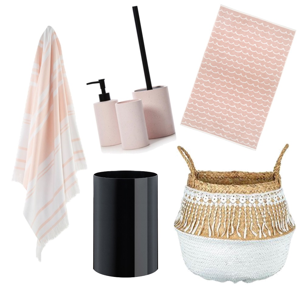 Bathroom Accessories Interior Design Mood Board by Rachelle on Style Sourcebook