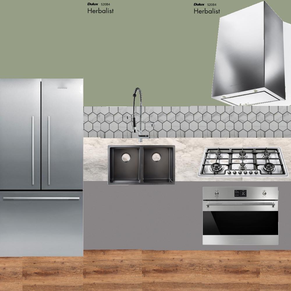 Room Board Kitchen Interior Design Mood Board by NaSambatti on Style Sourcebook