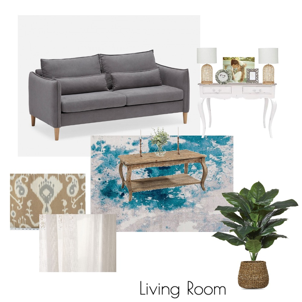 Bethanie Living Interior Design Mood Board by Larissa Bates on Style Sourcebook