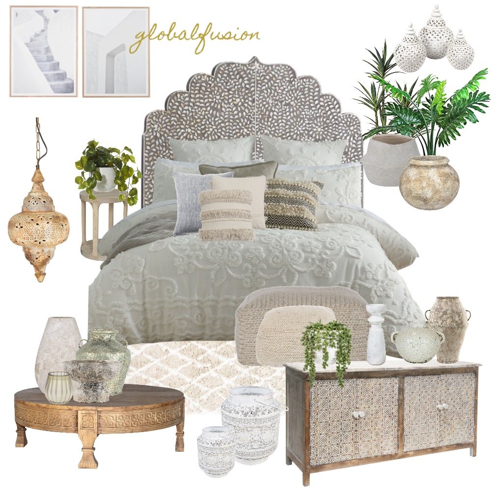 globalfusion Interior Design Mood Board by Stylefusion on Style Sourcebook