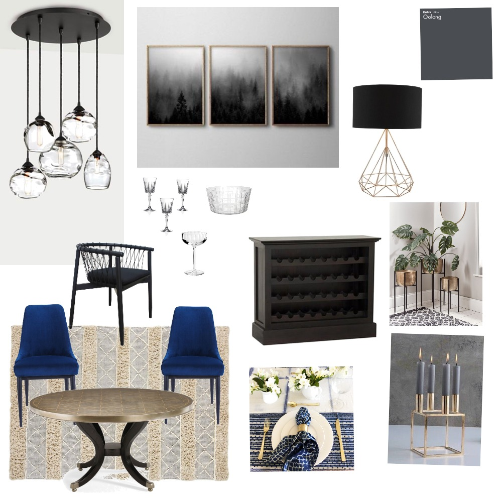 dining room Interior Design Mood Board by Suzan on Style Sourcebook