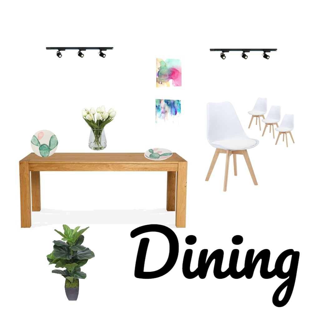 Dining Room Interior Design Mood Board by almostecoproject on Style Sourcebook