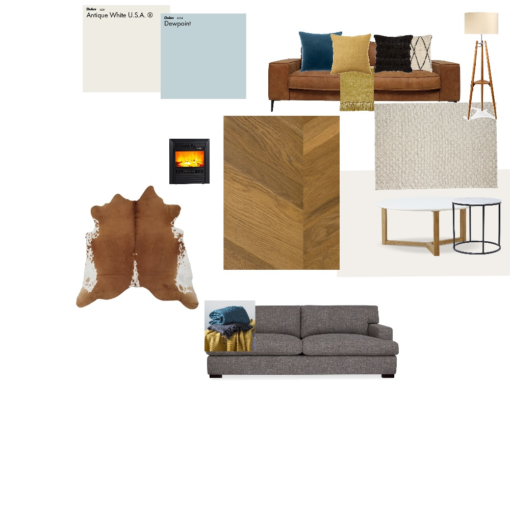 my living room Interior Design Mood Board by interior style on Style Sourcebook