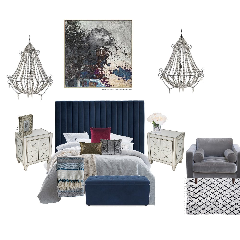 master bed Interior Design Mood Board by tabu on Style Sourcebook