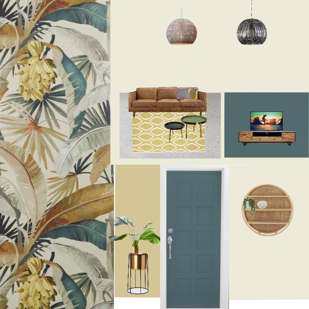 mod 6 dining room Interior Design Mood Board by niclynch on Style Sourcebook
