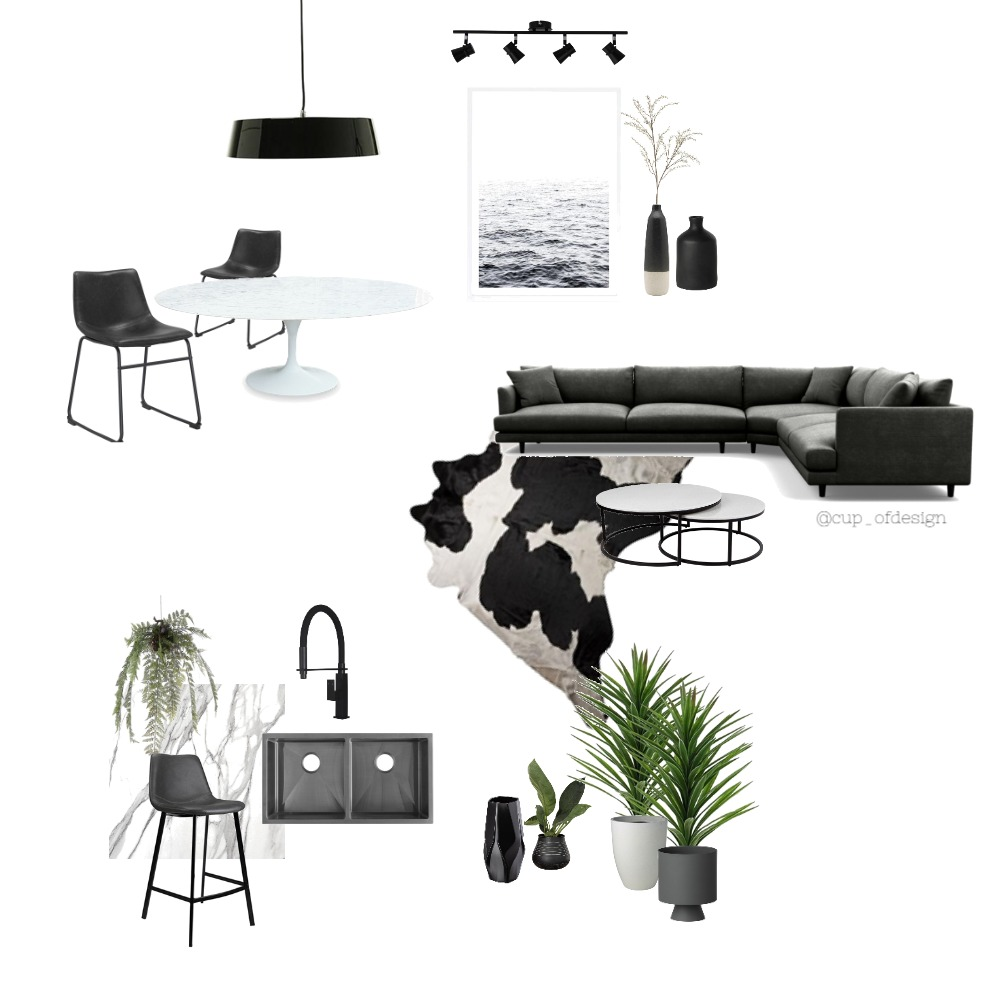 This is Minimalism Interior Design Mood Board by Cup_ofdesign on Style Sourcebook