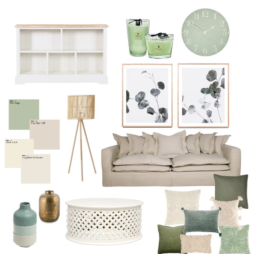 sage green one Interior Design Mood Board by katijanine on Style Sourcebook