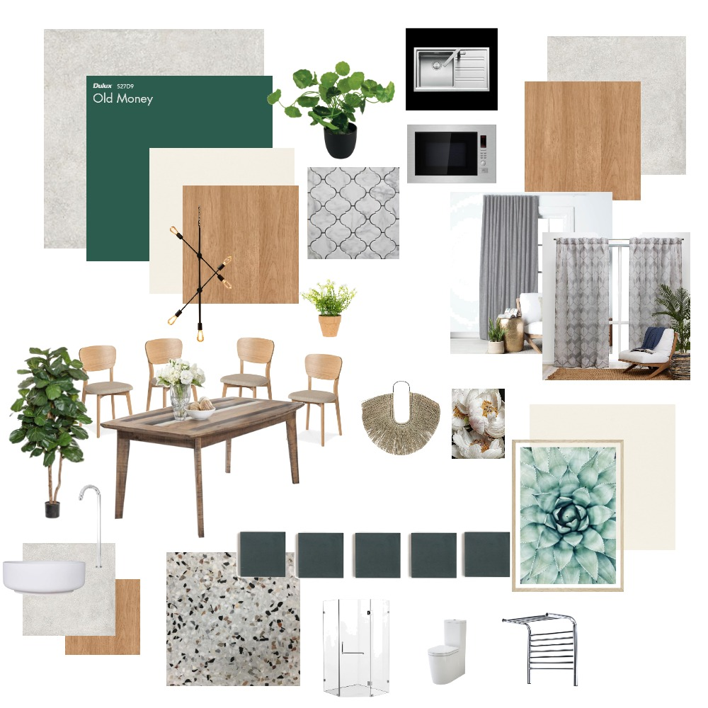 relax and friendly studio room Interior Design Mood Board by jessytruong on Style Sourcebook