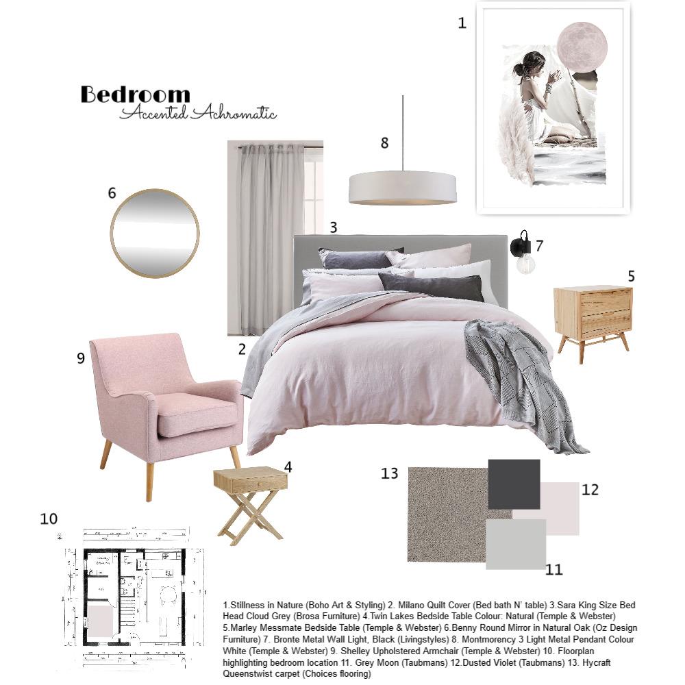 Bedroom Interior Design Mood Board by mtammyb on Style Sourcebook