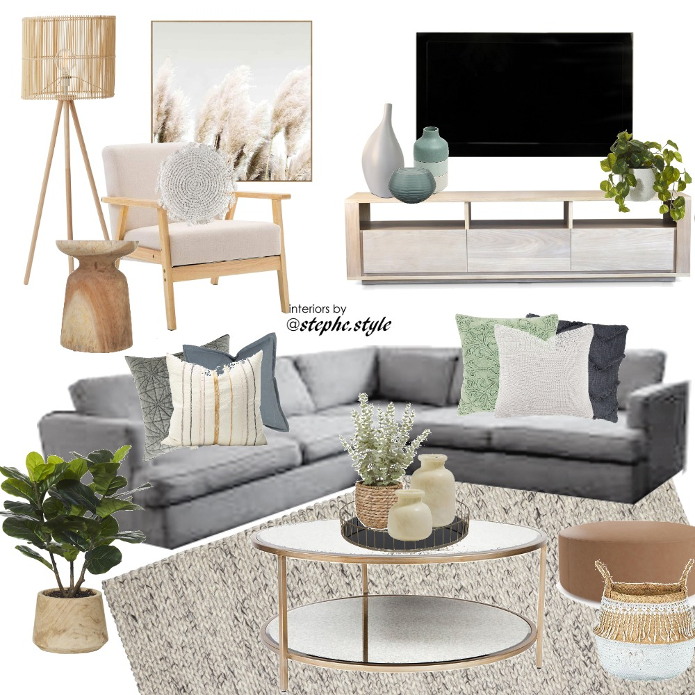 scandi living room Interior Design Mood Board by stephc.style on Style Sourcebook