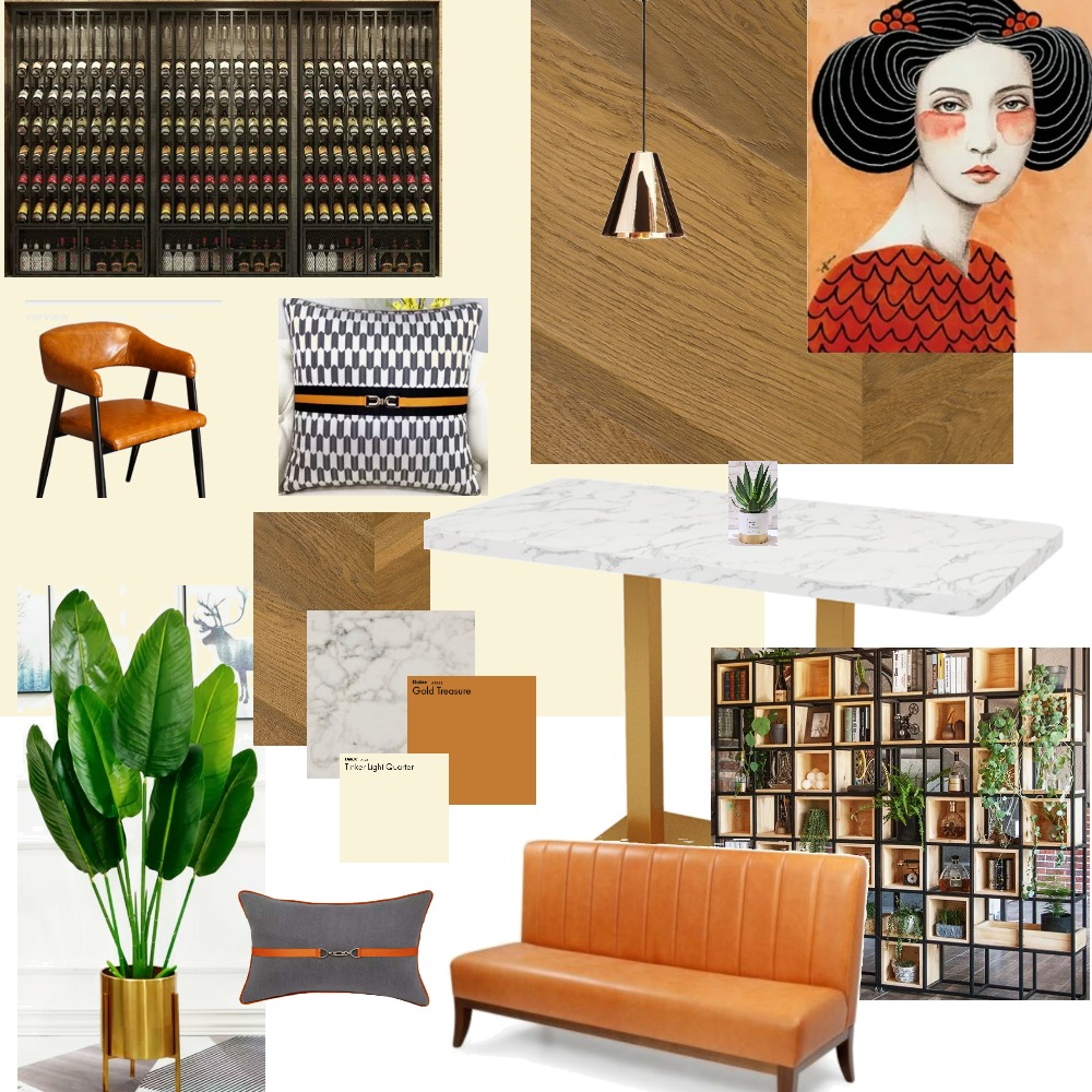 KS1 Interior Design Mood Board by Jem Abate on Style Sourcebook