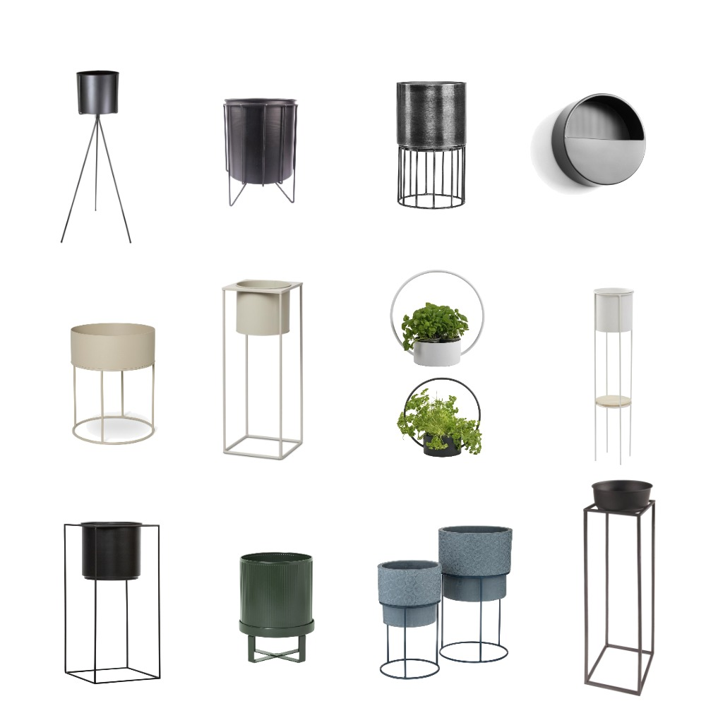 standing planters Interior Design Mood Board by Mryrza on Style Sourcebook