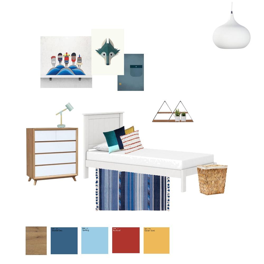 משפחת לביא חדר ילדים 2 אורי Interior Design Mood Board by anatb12 on Style Sourcebook