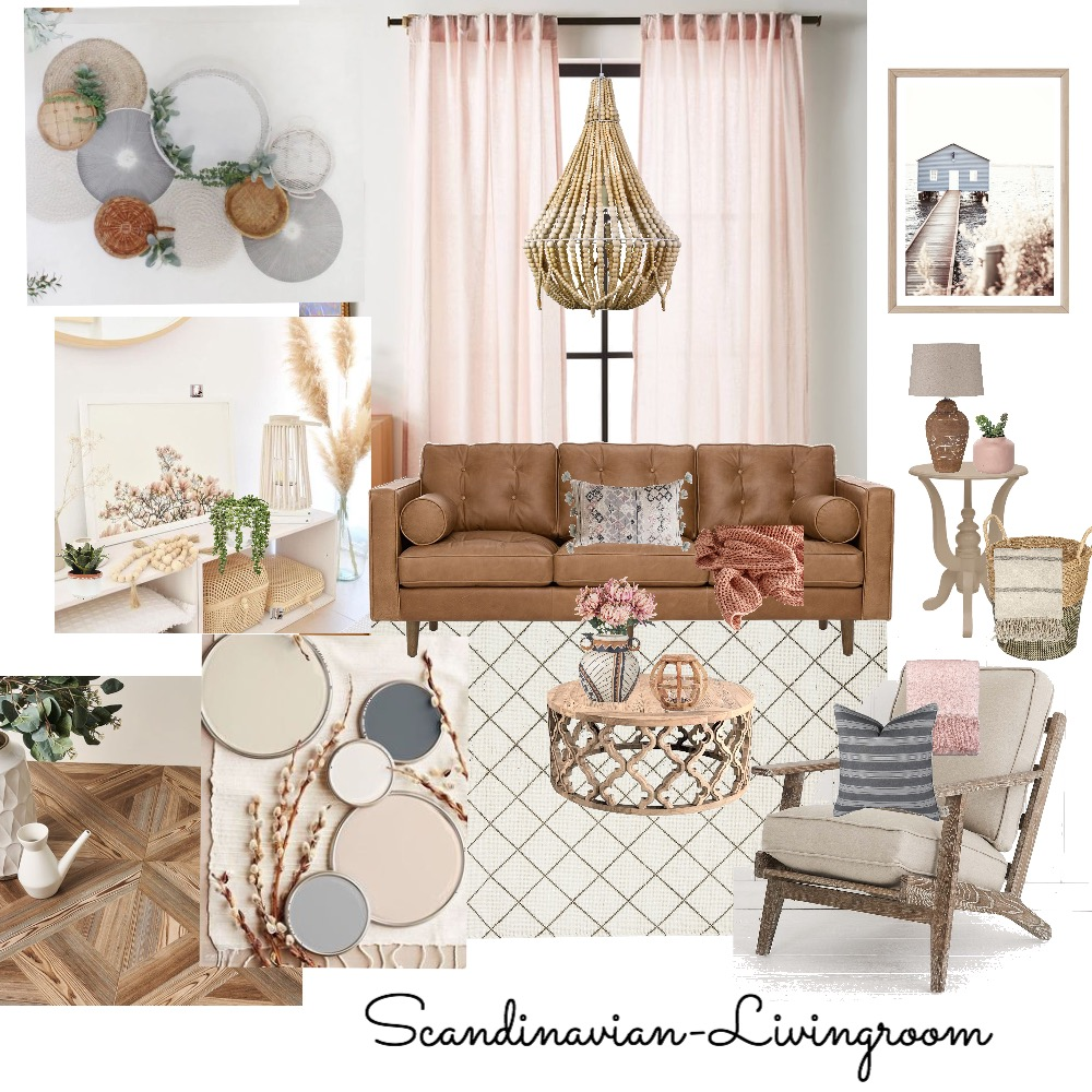 Scandinavian Interior Design Mood Board by chaehume on Style Sourcebook
