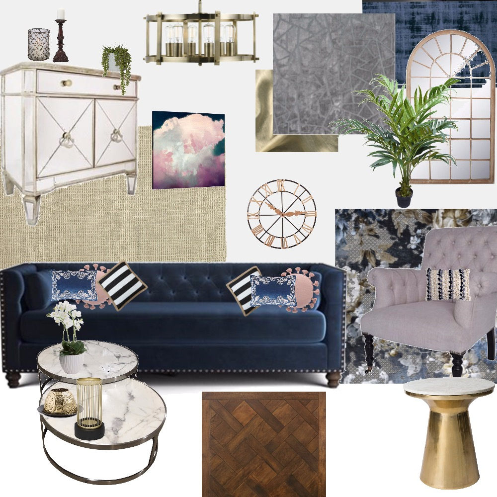 Living Room Interior Design Mood Board by elylouise on Style Sourcebook