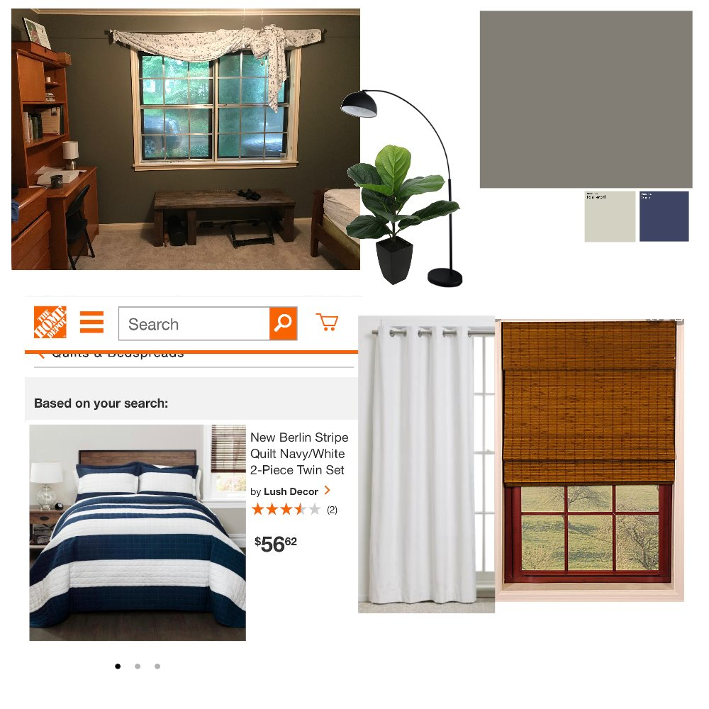 Nelson's Nook 3 Interior Design Mood Board by mercy4me on Style Sourcebook