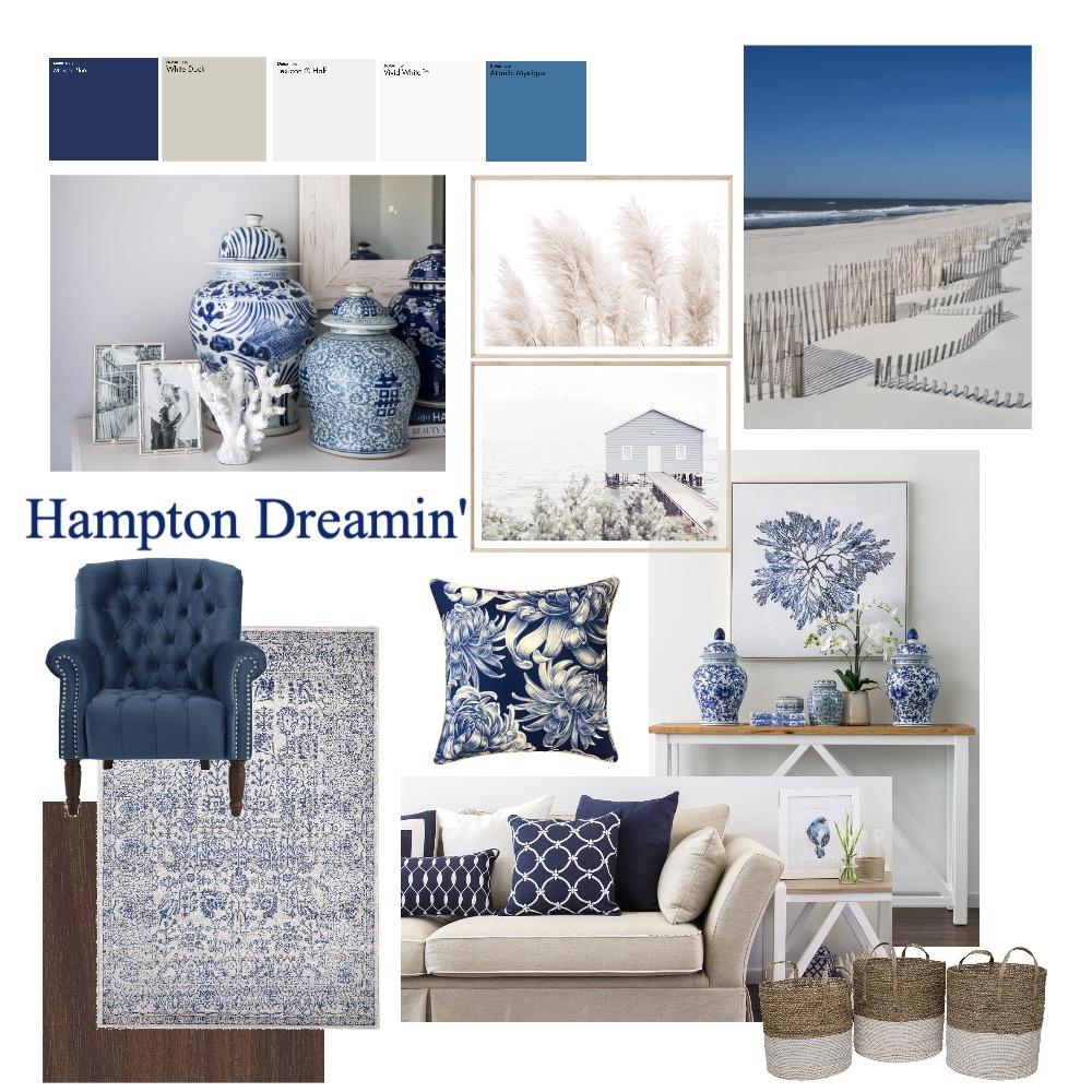 Hampton Dreamin' Interior Design Mood Board by Tanja on Style Sourcebook
