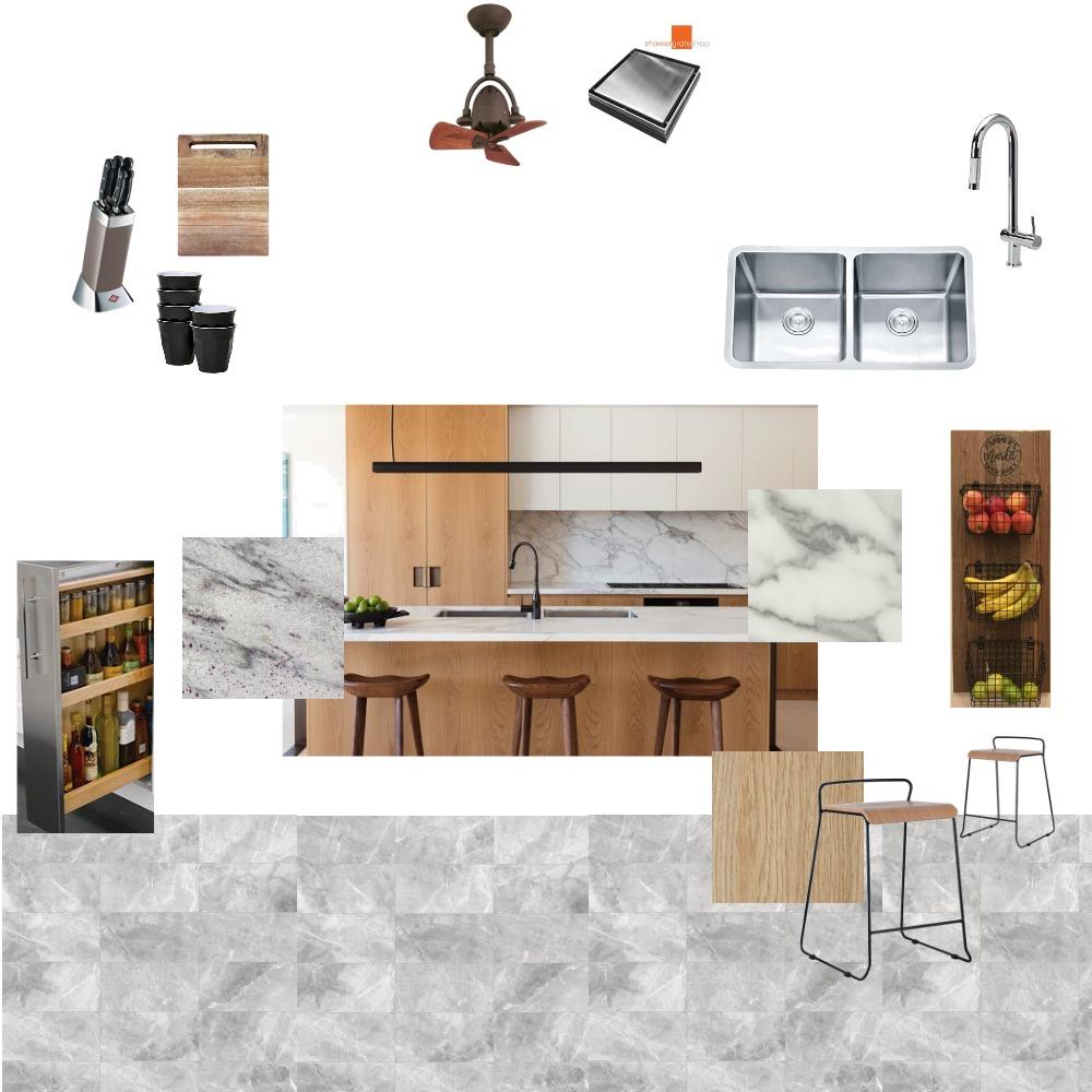 Kitchen Interior Design Mood Board by yunayyx on Style Sourcebook