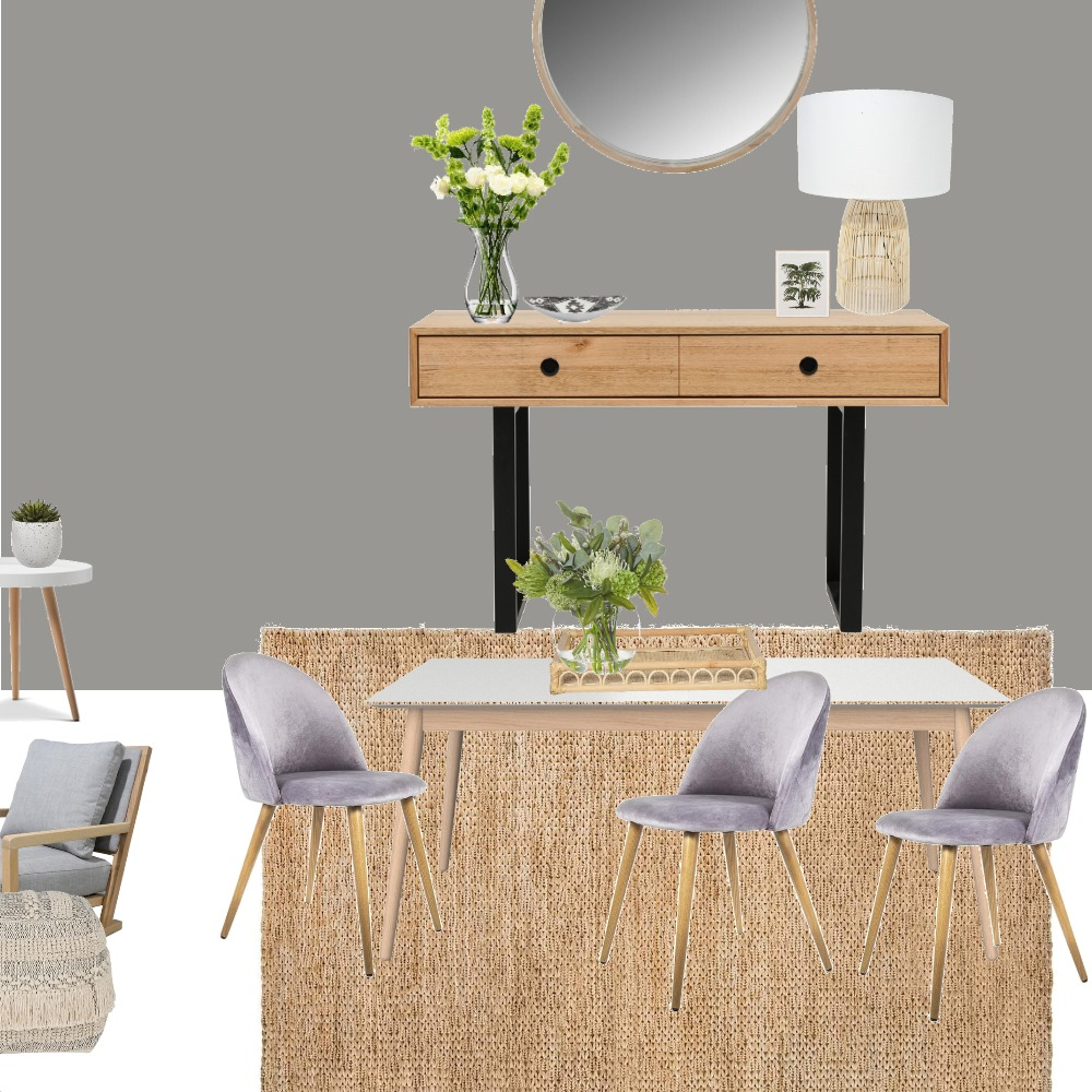 Amy Dining Room2 Interior Design Mood Board by Dorothea Jones on Style Sourcebook