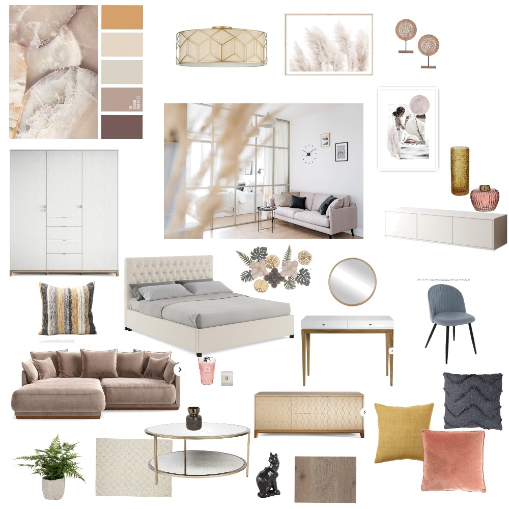 4 Interior Design Mood Board by Anna224 on Style Sourcebook