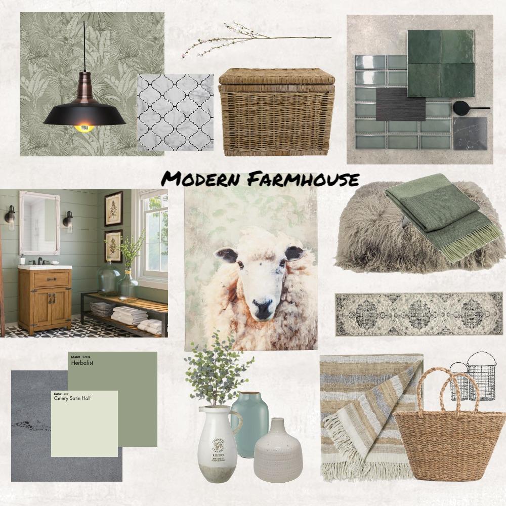 modern farmhouse Interior Design Mood Board by georgiamurphy on Style Sourcebook