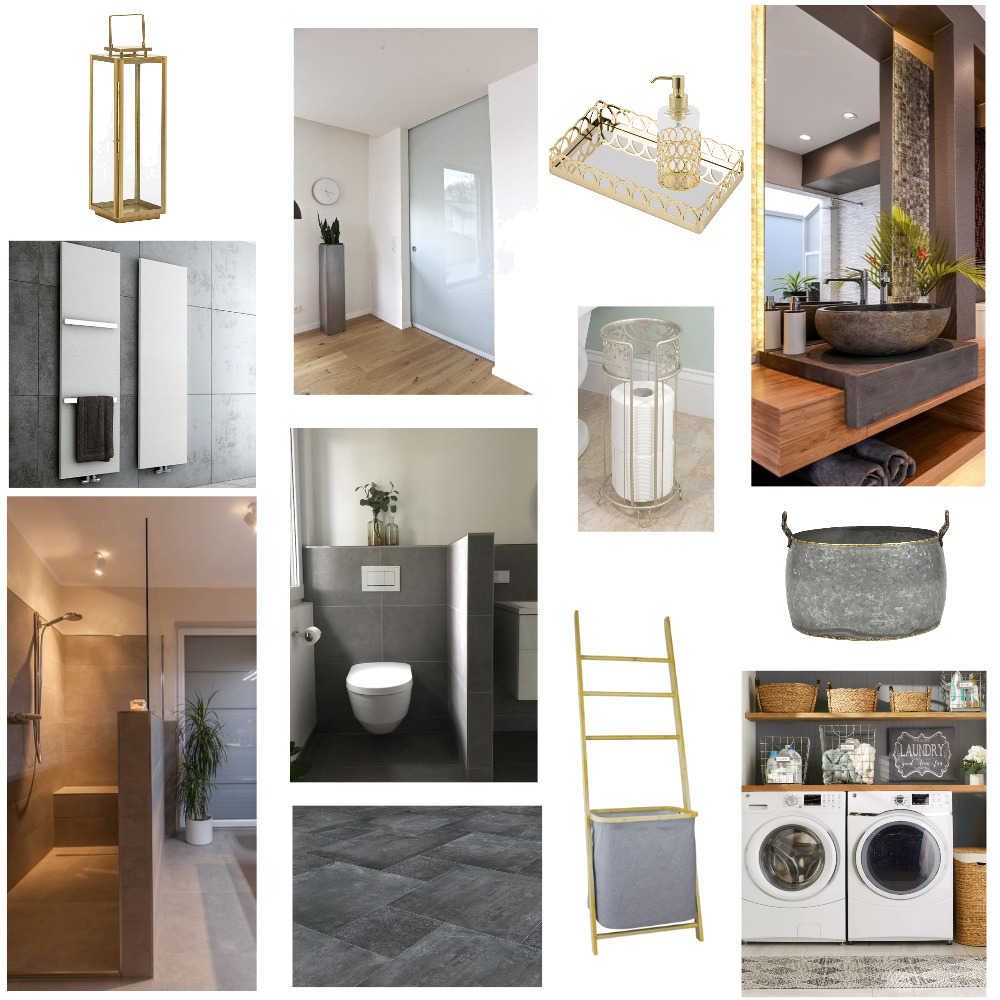 Badezimmer Interior Design Mood Board by jill_cathrin on Style Sourcebook