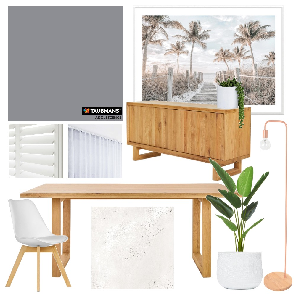 Dining Room Interior Design Mood Board by PossSom on Style Sourcebook