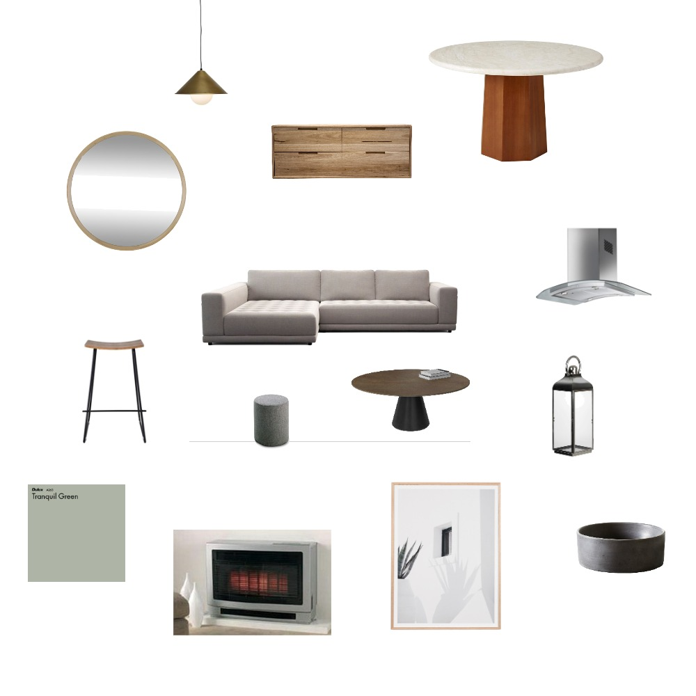 Minimalism Interior Design Mood Board by EllenZhang on Style Sourcebook