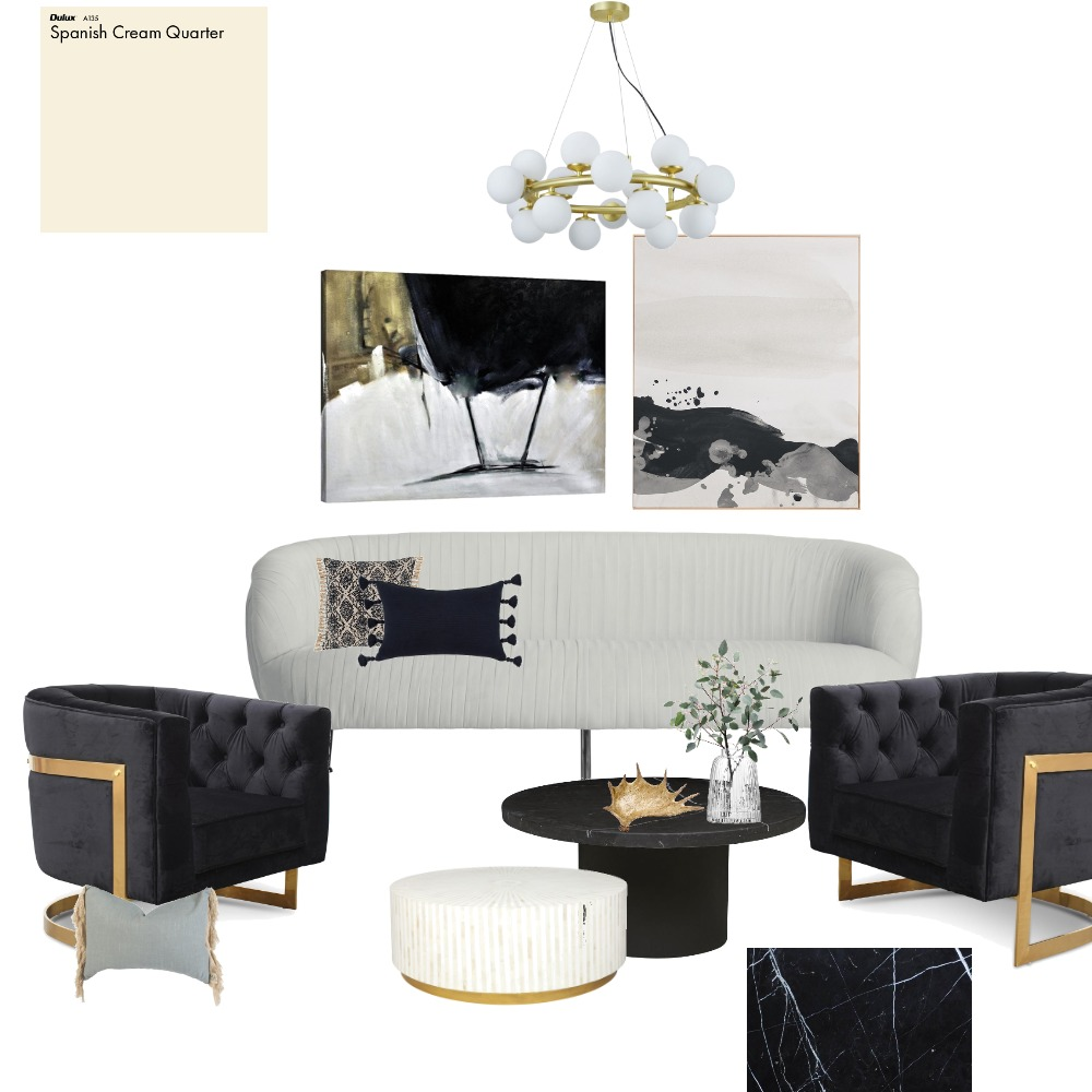 contemporary living room Interior Design Mood Board by farmehtar on Style Sourcebook