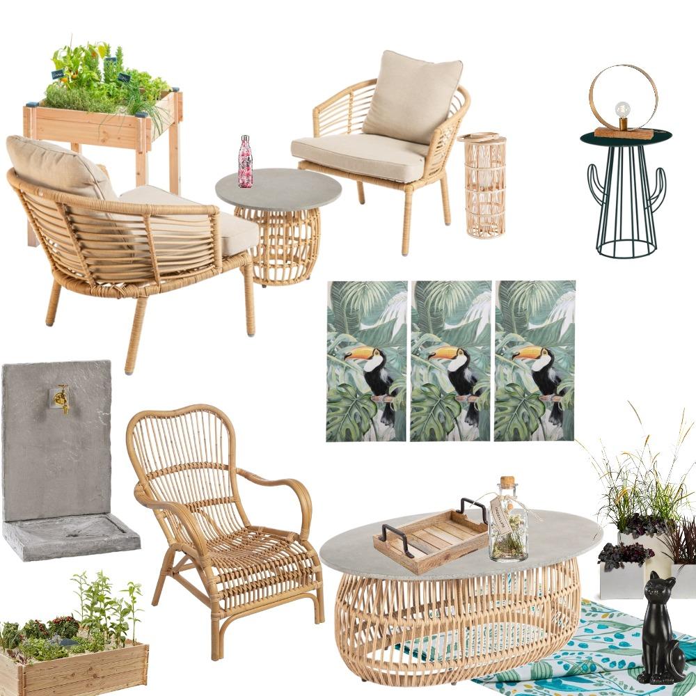 moodboard botanic Interior Design Mood Board by cassandreadco on Style Sourcebook