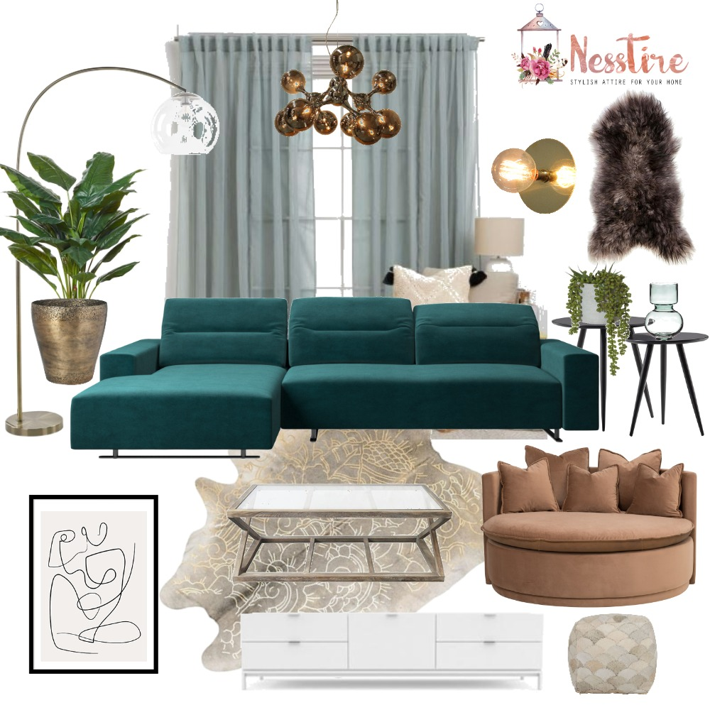 toulami Interior Design Mood Board by nesstire on Style Sourcebook