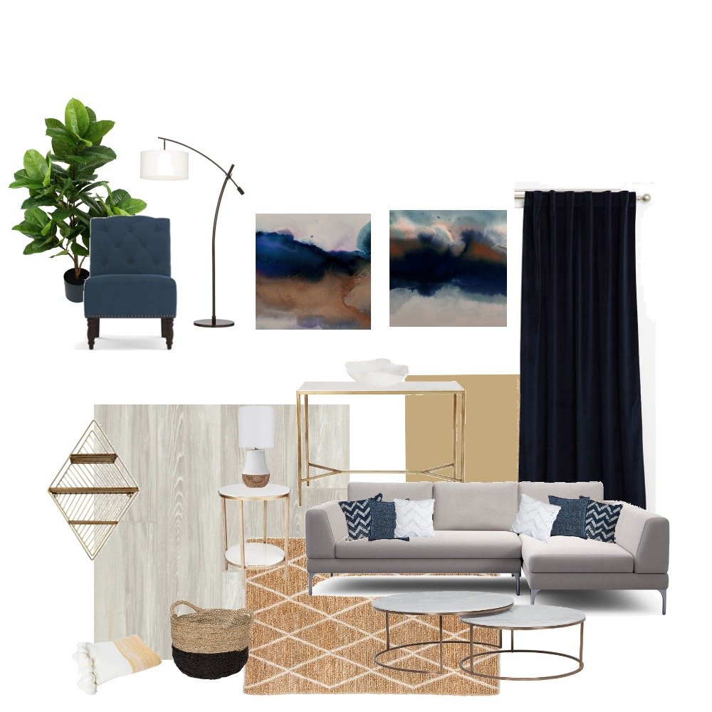 Living Room Interior Design Mood Board by angelaliu22 on Style Sourcebook