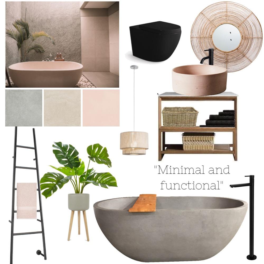 Japandi Interior Design Mood Board by kimmyvdlL on Style Sourcebook