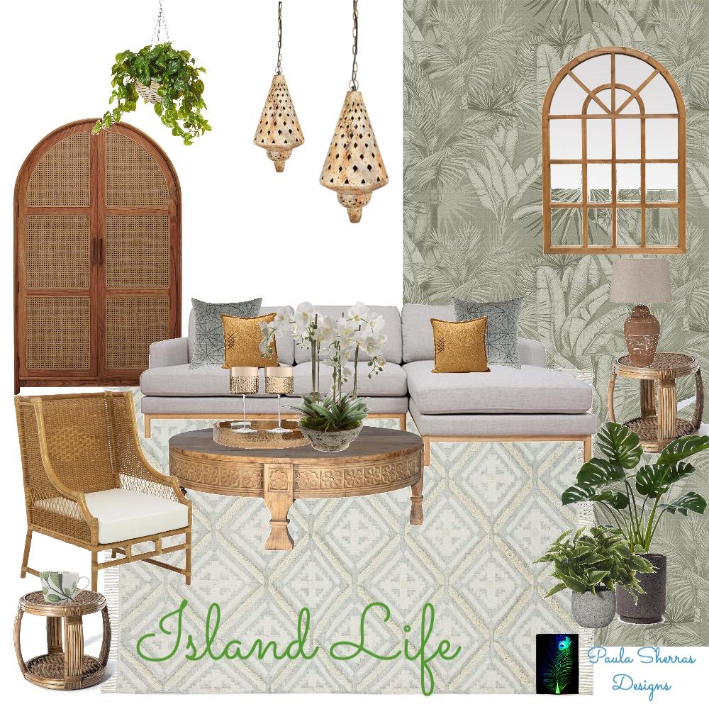 Island Life Interior Design Mood Board by Paula Sherras Designs on Style Sourcebook