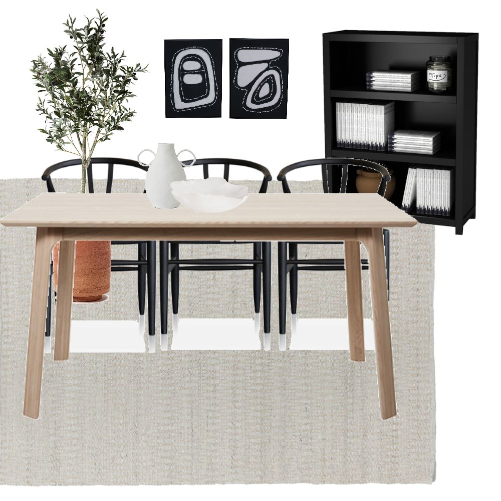 Dining Room Interior Design Mood Board by ashleeelove on Style Sourcebook