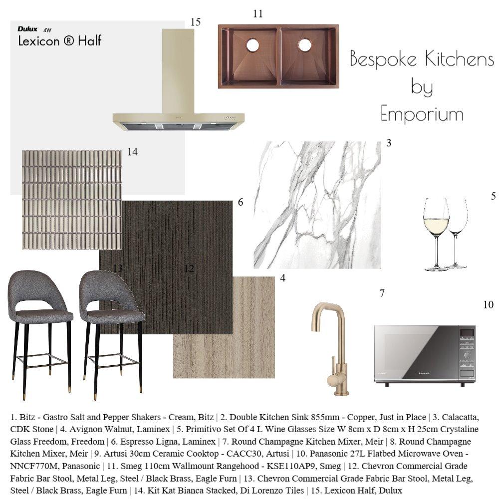 Bronze & Stone Rushcutters Bay Interior Design Mood Board by Bespoke by Emporium Design on Style Sourcebook