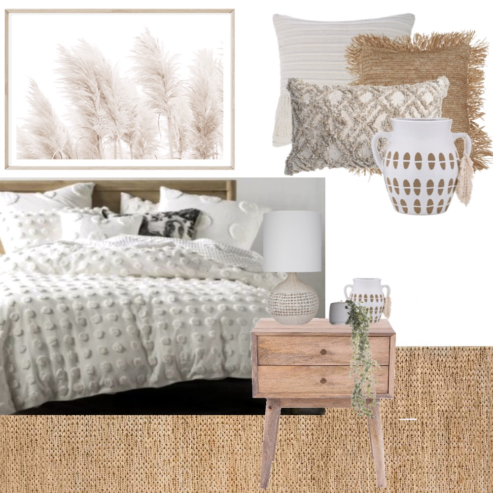 Emma - guest room Interior Design Mood Board by House2Home on Style Sourcebook