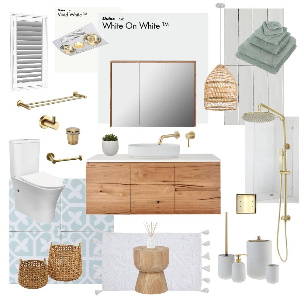 Byron Bay Bathroom Interior Design Mood Board by Karolyn_with_a_K on Style Sourcebook