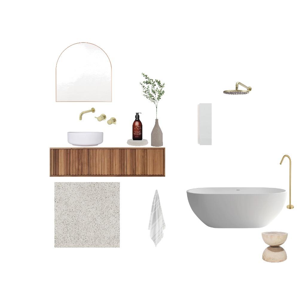 Bathroom Interior Design Mood Board by ritaalsabti on Style Sourcebook