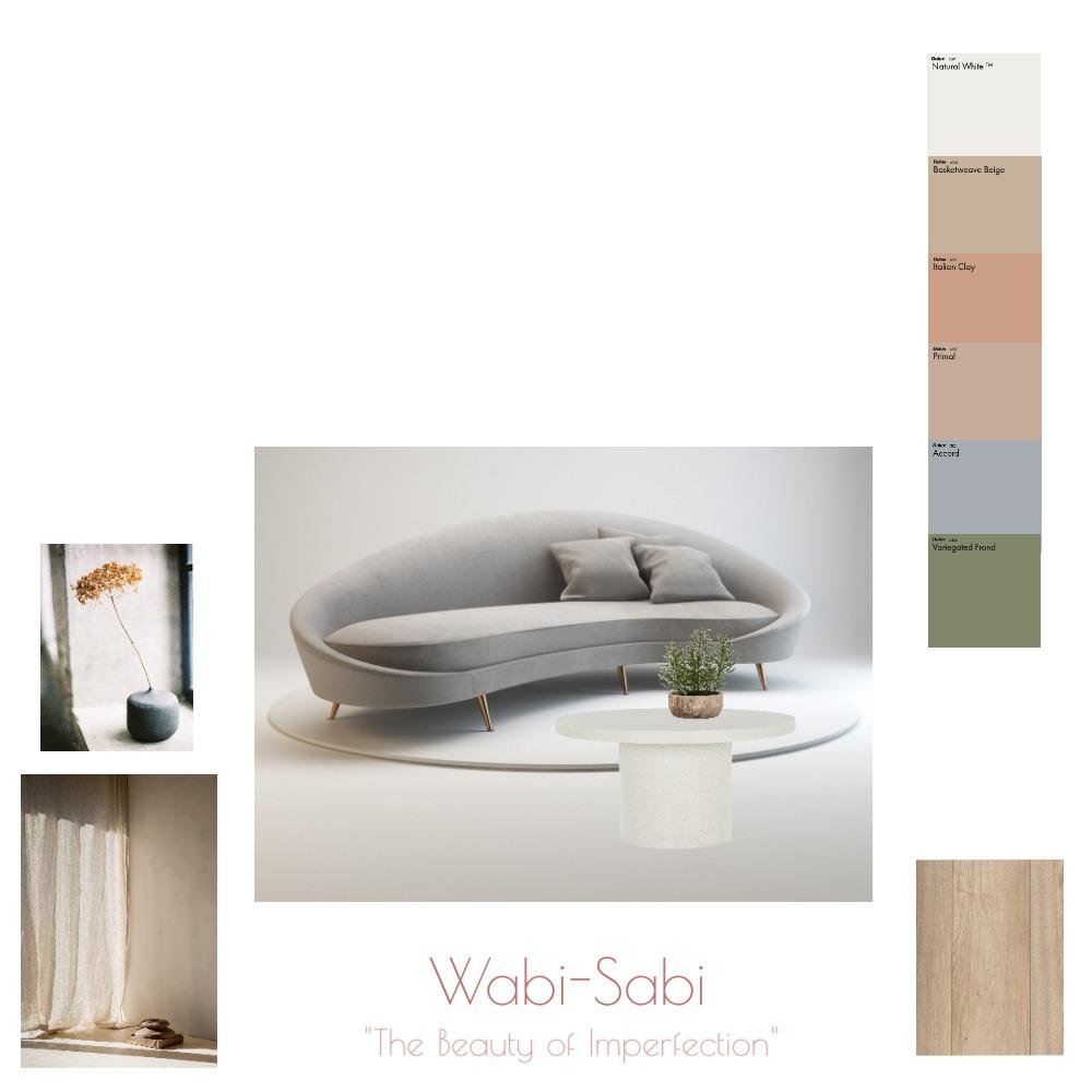 Wabi-Sabi Interior Design Mood Board by JadeStrauss on Style Sourcebook