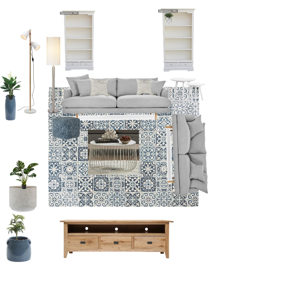Kennedy Living room Interior Design Mood Board by Kassidy on Style Sourcebook